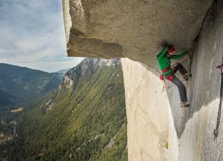 Jorg Verhoeven gelingt freie Begehung der Nose am El Capitan