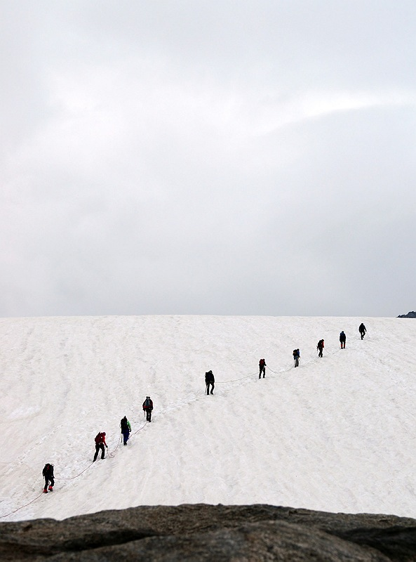50 Jahre OeAV-Bergsteigerschule