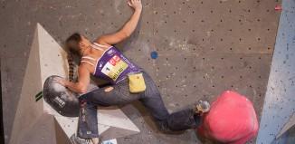 Kitzbühel ist bereit für Boulderweltcuppremiere 2013