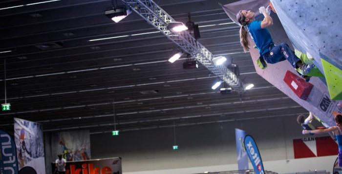 Boulder-ÖSTM: Anna Stöhr und Kilian Fischhuber holen sich die Staatsmeistertitel 2013