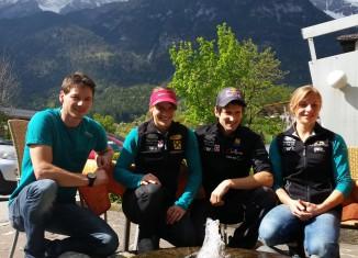Heimweltcups und Weltmeisterschaften im Visier der Österreichischen Kletterasse