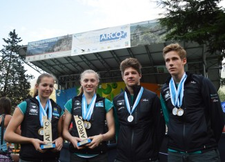 Jugend-EM 2014 Bouldern: ÖWK-Nachwuchs bouldert zum Sieg in der Nationenwertung