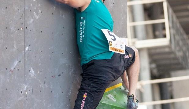 Boulderweltcupfinale München: Anna Stöhr setzt Siegeszug fort