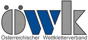 Logo Österreichischer Wettkletterverband
