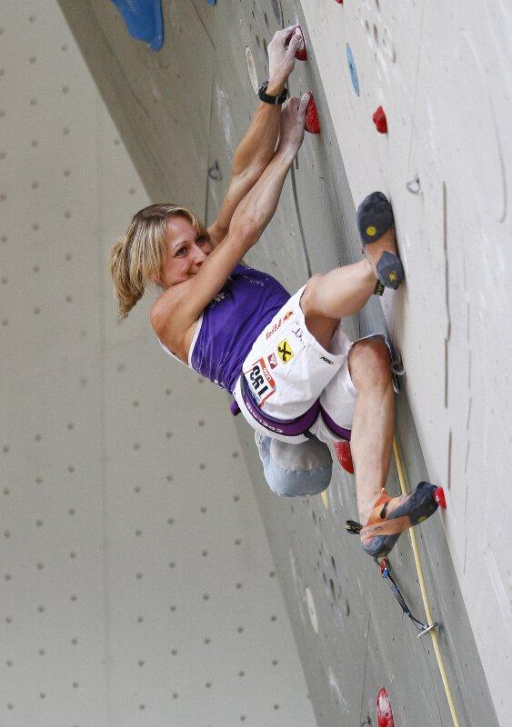 Kletterweltcup 2012: ÖWK-Athleten peilen beim Heimweltcup ersten Saisonsieg an