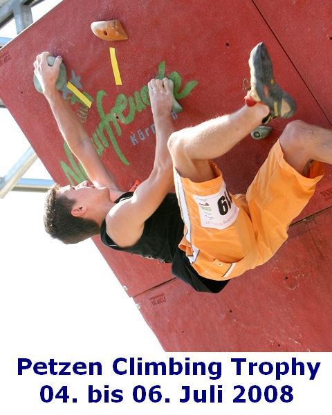 Petzen Climbing Trophy 2008 in Kärnten