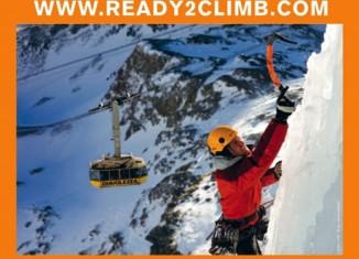 1. Ice Climbing Festival Pontresina