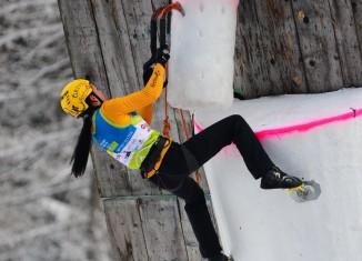 In Rabenstein blickt man auf eine erfolgreiche Eiskletter-Saison zurück