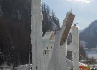 Eiskletter Weltcup in Rabenstein: In 50 Tagen ist es soweit