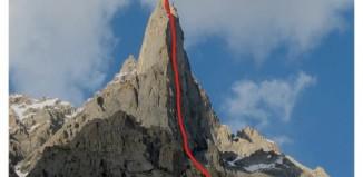 Martin und Florian Riegler am Kako Peak mit einer Erstbegehung erfolgreich