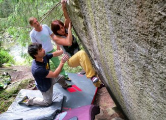 risk'n'fun Klettern 2014: Saisonfinale