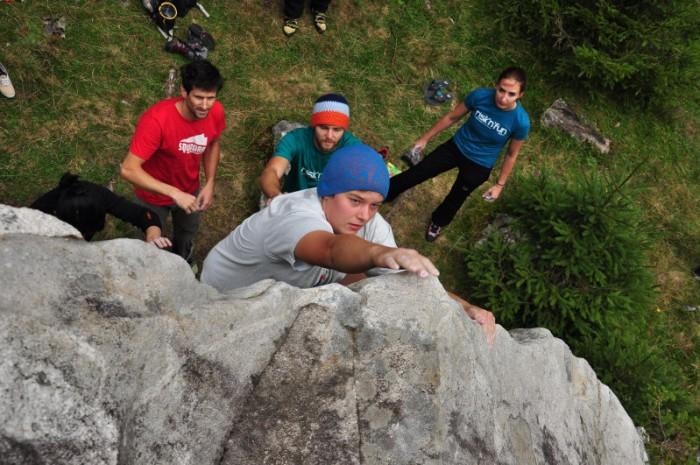 Kletterausrüstung Zillertal : Risknfun klettern 2013: chill out im zillertal climbing.de