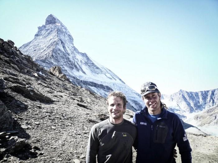 """Robert Jasper und Roger Schaeli gelingt die """"Freie Nordwand Trilogie"""" von Eiger"""