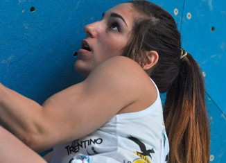 Rock Master Festival 2013: Alex Puccio wins the women's Sint Roc Boulder Contest