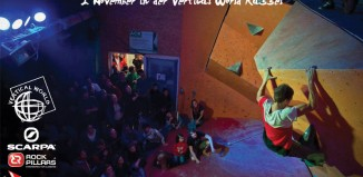14. Bouldermeisterschaft ROCK&JUMP in Kassel