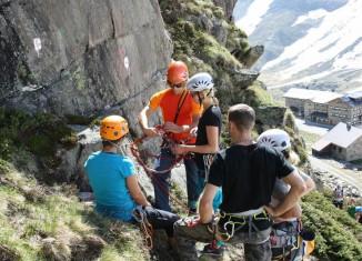 Mit SAAC auch im Sommer risikominimiert am Berg