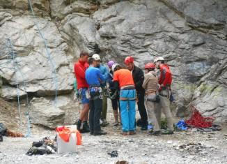 SAAC Climbing Camps 2014 sind in den Sommer gestartet