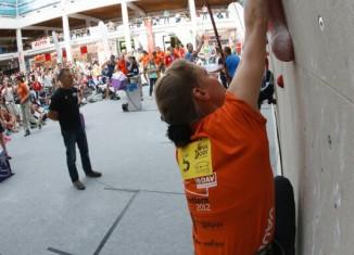 Speedklettern: Deutsche Meisterschaft und European OutDoor Speedcup
