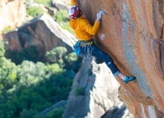Rocklands: Trad Climbing in Südafrika