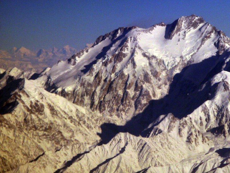 Geplante Winterbesteigung des Nanga Parbat (8.125 m)