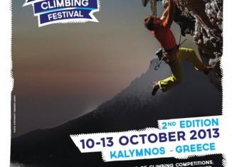 Zweite Auflage des The North Face Kalymnos Climbing Festivals im Oktober