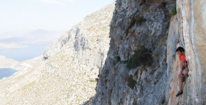 Erste Auflage des The North Face Kalymnos Climbing Festivals