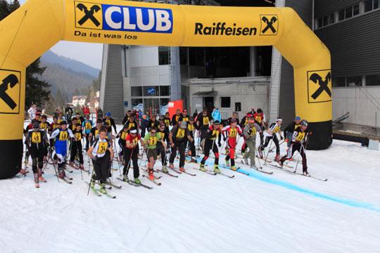Tour & Climb Trophy 2010 in Gargellen: Ein voller Erfolg