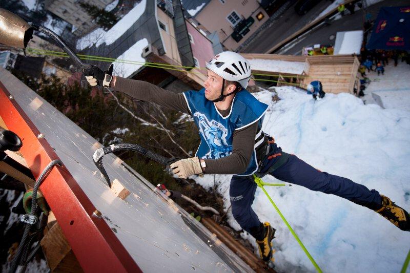 Bad Gastein hat einen neuen Urban Ice Champion