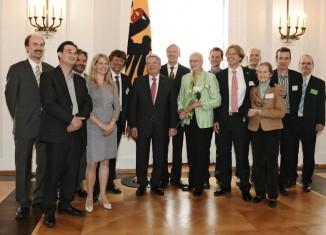 Dr. Antje von Dewitz erhält den B.A.U.M. Umweltpreis 2012