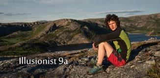 [VIDEO] Adam Ondra - Illusionist 9a - Norway