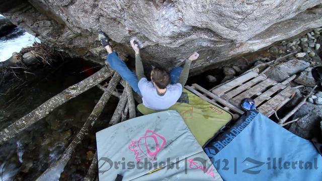 Kletterausrüstung Zillertal : Video] chris webb parsons im zillertal climbing.de