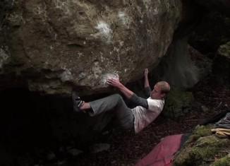 [VIDEO] Marius Grüner bouldert im Frankenjura
