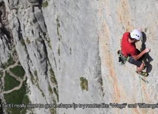 [VIDEO] Patxi Usobiaga klettert im Rätikon