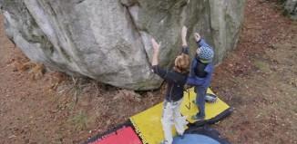 [VIDEO] Adam Ondra in Fontainebleau - Teil 2