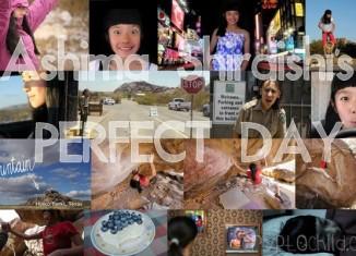 [VIDEO] Ashima Shiraishi's PERFECT DAY