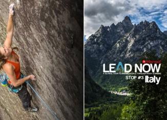 [VIDEO] Marmot's Lead Now Tour - Stop 3 - Italy