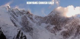 [VIDEO] Kunyang Chhish East - Piolet d'or 2014 Nomination