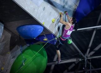Leadweltcup 2014 in Kranj: Jakob Schubert feiert zweiten Vorstieg-Gesamtweltcupsieg