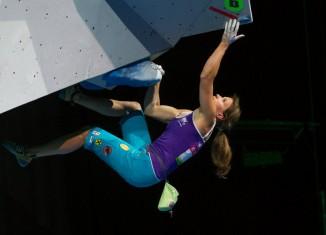 Anna Stöhr rundet eine perfekte WM für den ÖWK mit Boulder-Bronze ab