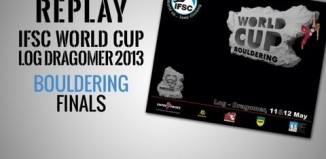 [VIDEO] IFSC Boulderweltcup 2013 in Log-Dragomer: Das Finale