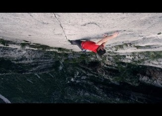 [VIDEO] Alex Honnold 5.12 Big Wall Solo