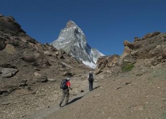 Zermatt: Keine Sherpas für Wanderwegsanierung