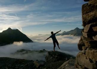 Bergsport und Gesundheit (c) Österreichischer Alpenverein