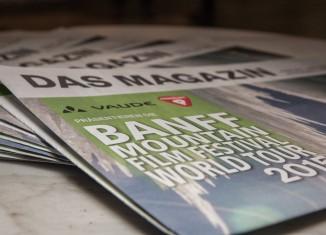 BANFF Mountain FilmFestival World Tour 2015 (c) VAUDE