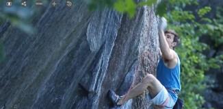 Climbing in Rumney (c) EpicTV