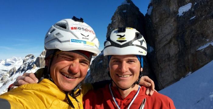 Simon Gietl und Gerry Fiegl (c) Simon Gietl