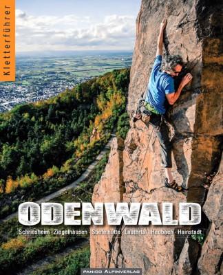 Kletterführer Odenwald (c) Panico Alpinverlag