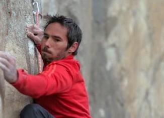 World's Hardest Climb Goal of Yosemite Wall Climber (c) National Geographic