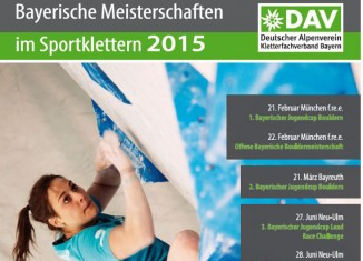 2. Bayerischer Jugendcup Bouldern 2015