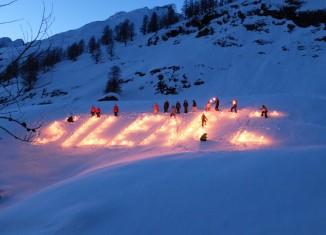 Marche pour le Silence (c) Mountain Wilderness